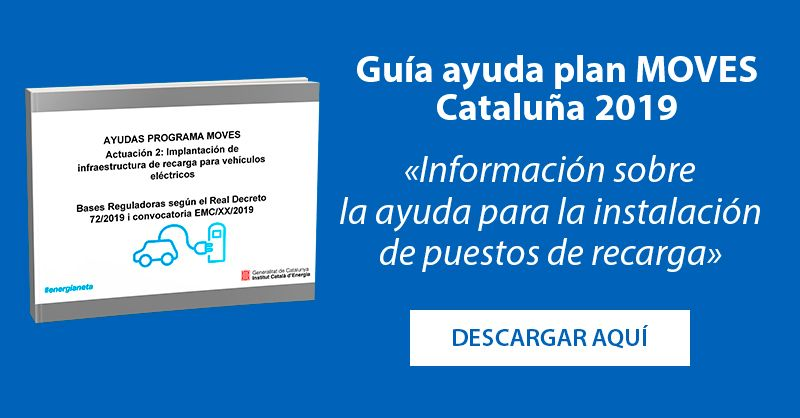 ayudas comprar coche electrico cataluña