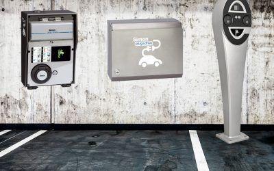 Sistemas de recarga para vehículos eléctricos Simon