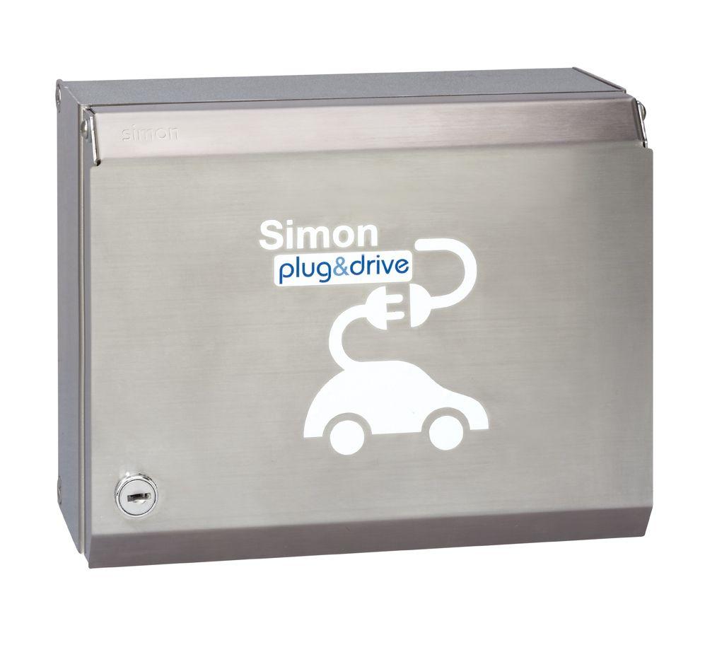 cargador coches Simon