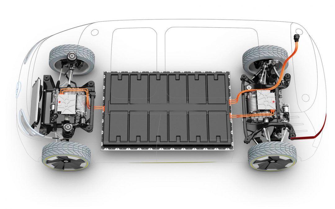 ¿Qué ocurre con las baterías usadas de los coches eléctricos?