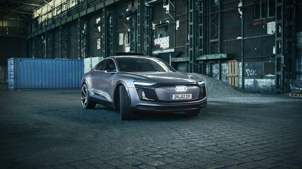 Audi-e tron Sportback
